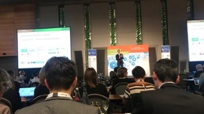 M-plastics aanwezig bij European Bioplastics Conference - M-plastics